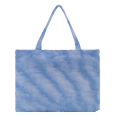 Wavy Clouds Medium Tote Bag