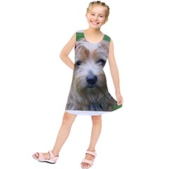 Norfolk Terrier Kids  Tunic Dress