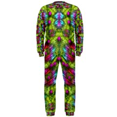 Freedom In Colors And Floral Onepiece Jumpsuit (men)