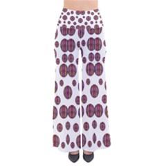 Shimmering Polka Dots Pants