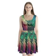 Img 20160704 210131 Split Back Mini Dress