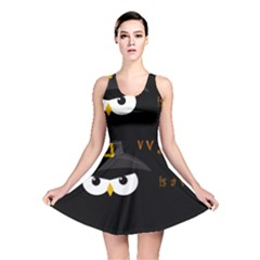 Who is a witch? Reversible Skater Dress