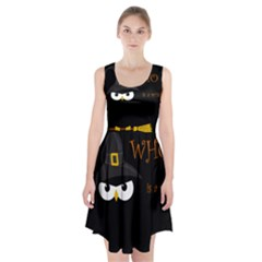Who is a witch? Racerback Midi Dress