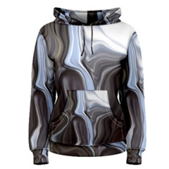 Metallic and Chrome Women s Pullover Hoodie