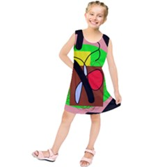 Fantasy  Kids  Tunic Dress