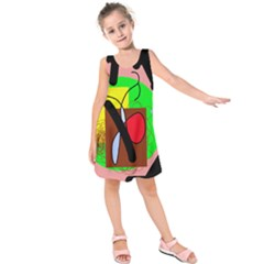 Fantasy  Kids  Sleeveless Dress