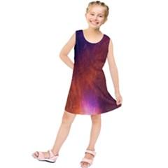 Fire Radio Spark Fire Geiss Kids  Tunic Dress