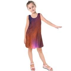 Fire Radio Spark Fire Geiss Kids  Sleeveless Dress