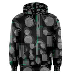 Come down - green Men s Pullover Hoodie