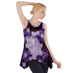 Boldenough Side Drop Tank Tunic