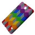 Block Pattern Kandi Pattern Samsung Galaxy Tab 4 (7 ) Hardshell Case  View4