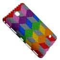 Block Pattern Kandi Pattern Samsung Galaxy Tab 4 (7 ) Hardshell Case  View5