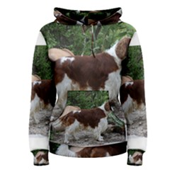 Welsh Springer Spaniel Full Women s Pullover Hoodie