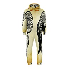 Dream Catcher Hooded Jumpsuit (kids)