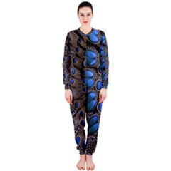 Feathers Peacock Light OnePiece Jumpsuit (Ladies)