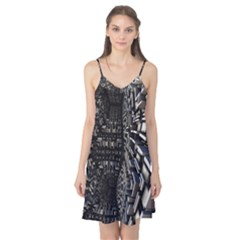 Fractal Art Pattern Camis Nightgown