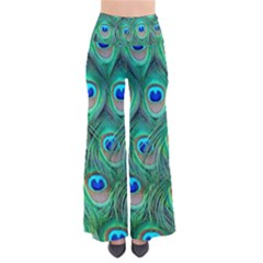 Peacock Feather Pants