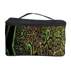 Fractal Complexity 3d Dimensional Cosmetic Storage Case