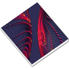 Fractal Fractal Art Digital Art Small Memo Pads