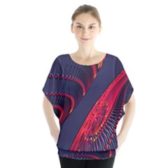 Fractal Fractal Art Digital Art Blouse