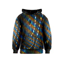 Fractal Fractal Art Digital Art  Kids  Zipper Hoodie