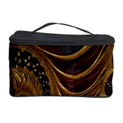 Fractal Spiral Endless Mathematics Cosmetic Storage Case