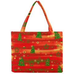 Xmas magic Mini Tote Bag