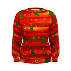 Xmas magic Women s Sweatshirt