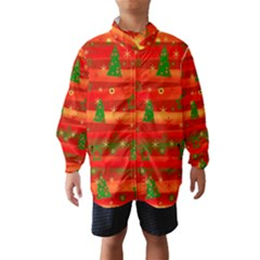 Xmas magic Wind Breaker (Kids)