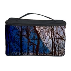 Full Moon Forest Night Darkness Cosmetic Storage Case