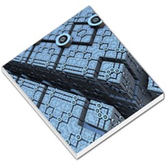 Grid Maths Geometry Design Pattern Small Memo Pads