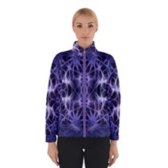 Purple Galaxy  Winter Jacket