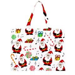 Xmas song Large Tote Bag