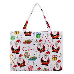 Xmas Song Medium Tote Bag