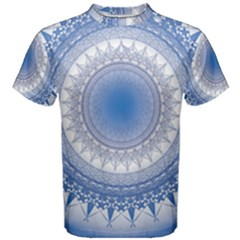 Blue Medallion Men s Cotton Tee