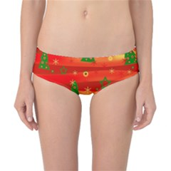 Christmas magic Classic Bikini Bottoms