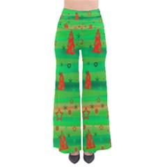 Xmas magical design Pants