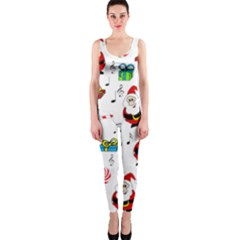 Xmas song OnePiece Catsuit