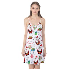 Xmas song Camis Nightgown