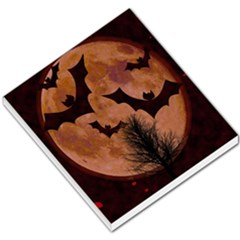 Halloween Card Scrapbook Page Small Memo Pads