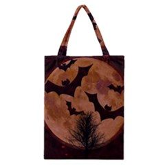 Halloween Card Scrapbook Page Classic Tote Bag
