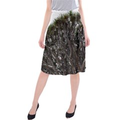 Inflorescences Midi Beach Skirt