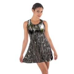Inflorescences Cotton Racerback Dress