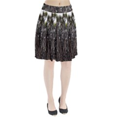 Inflorescences Pleated Skirt