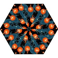 Lampion Mini Folding Umbrellas