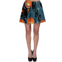 Lampion Skater Skirt