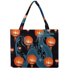 Lampion Mini Tote Bag