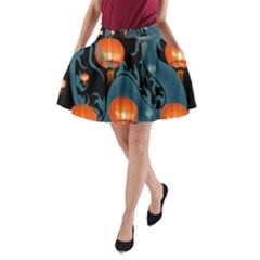 Lampion A-Line Pocket Skirt