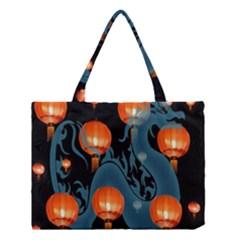Lampion Medium Tote Bag