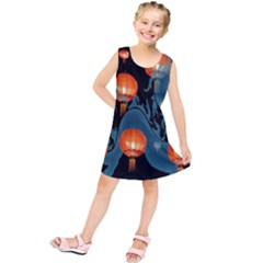 Lampion Kids  Tunic Dress